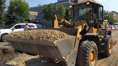 В Смоленске на проспекте Гагарина временно ограничат движение машин