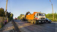 В Смоленске чиновники отчитались о ходе масштабных дорожных работ