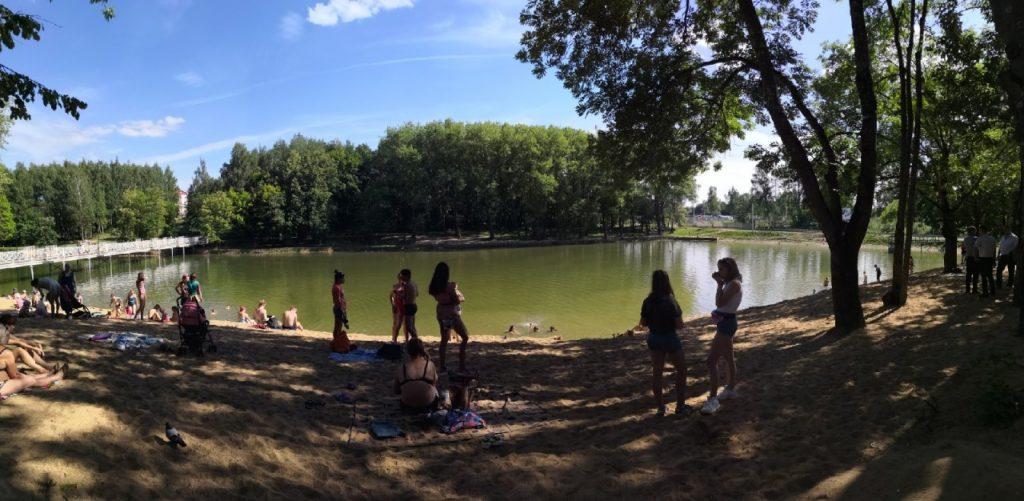 соловьиная роща озеро