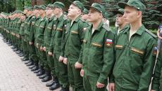 В Смоленске 15 призывников оставили проходить срочную службу в родном регионе