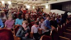 Воспитанники школы-интерната по приглашению Алексея Островского посетили Глинковский фестиваль