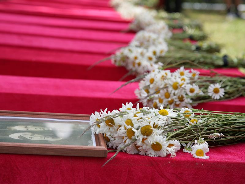 Прах солдата из Смоленской области захоронят на малой Родине