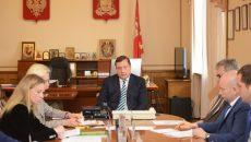 Алексей Островский поручил проработать вопрос использования средств Союзного государства