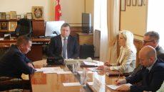 Алексей Островский потребовал ввести «юбилейные» недострои в эксплуатацию до конца 2019 года