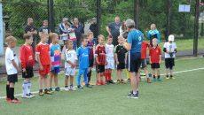 В Смоленске московские футбольные тренеры поделились опытом с местными коллегами