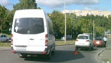 В Смоленске ДТП с иномарками привело к «пробке» на дамбе