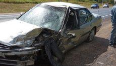 В Смоленске произошло серьёзное ДТП на окружной