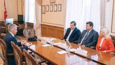Игорь Каграманян: проблемных вопросов по нацпроектам в Смоленской области нет