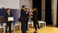 Алексей Островский наградил победителей этапа национальной премии «Бизнес-Успех»