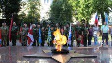 Смоленск посетили участники автопробега «Дорогами Победы»