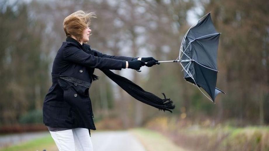 дождь-ветер