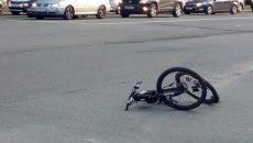 В Смоленске иномарка сбила велосипедиста – соцсети