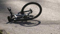 В Смоленске девочка-велосипедистка попала под колеса иномарки