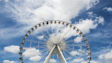 В Смоленске новое колесо обозрения будет вдвое выше старого