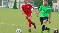 Смоленские футболисты возглавили турнирную таблицу