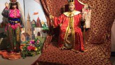 В Смоленске открылась интерактивная выставка восковых фигур «Лукоморье»