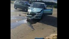 Под Смоленском место аварии с пострадавшей пенсионеркой сняли на видео