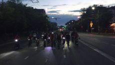 Стало известно, когда в Смоленске пройдёт ночной велопарад