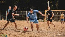 В Смоленске пройдет чемпионат области по пляжному футболу