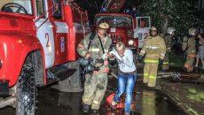 В Смоленской области на пожарах погибли 40 человек