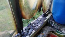 Стали известны подробности пожара в Смоленске с пострадавшей молодой женщиной