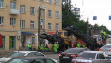 В Смоленске приступили к ремонту следующего участка проспекта Гагарина