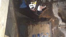 В Смоленске в жилом доме обрушилась несущая стена — соцсети
