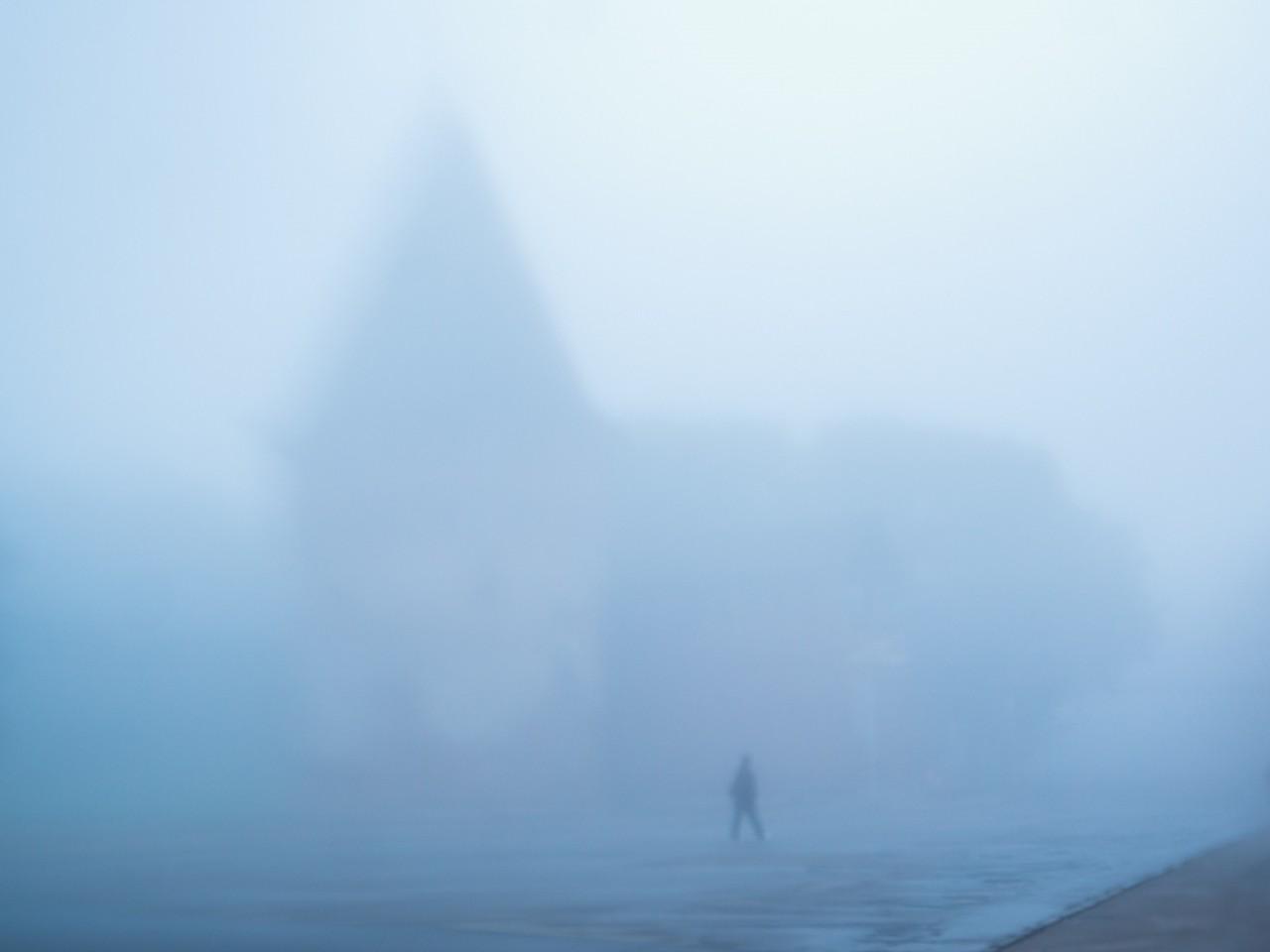 туман, Громовая башня (фото vk.com poresh1)