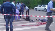 Под Смоленском наградили мужчину, который помог задержать убийцу