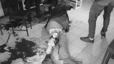 В центре Смоленска мужчина выстрелил в посетителя бара. Подробности