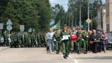 Под Смоленском отметили День партизан и подпольщиков
