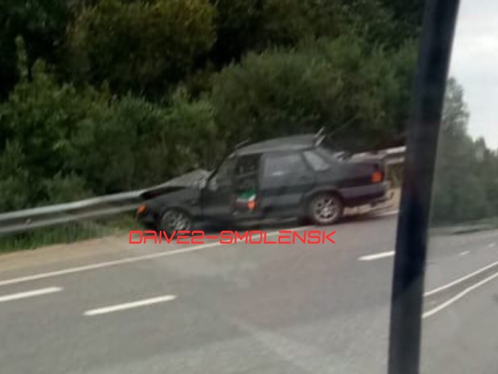 ДТП 30.08.2019, М1, Шокино, Lada Samara