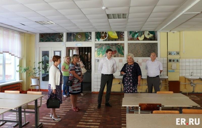 Депутат и координатор партпроекта ЕР оценил готовность смоленских школ
