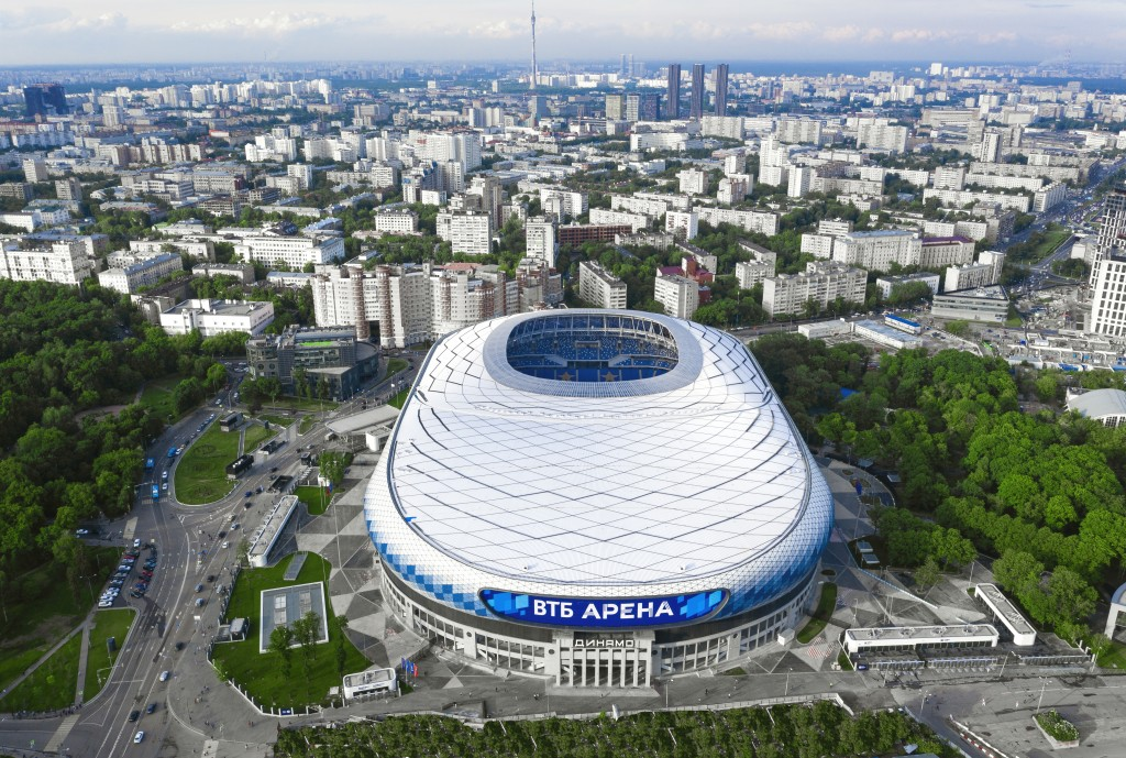 Ростелеком - Центр Динамо