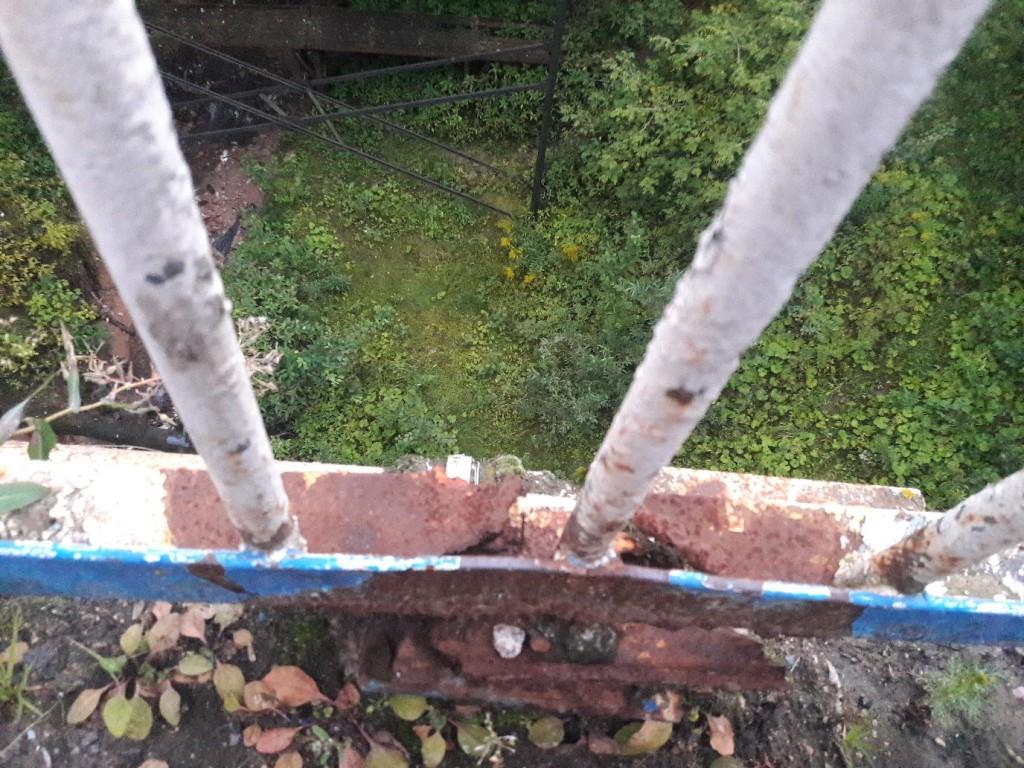 чертов мост перила