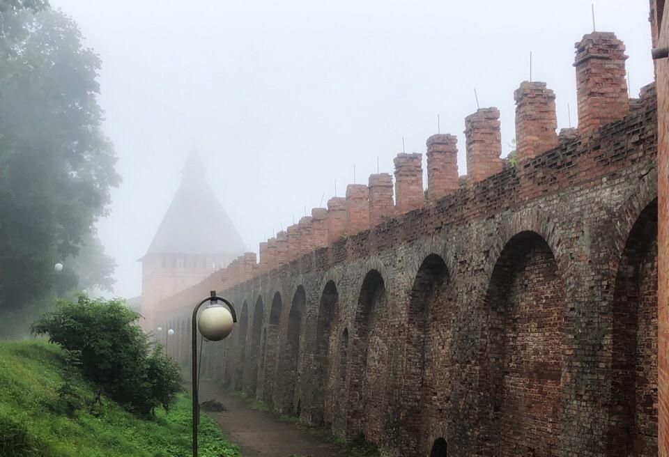В Смоленской области объявили «желтый» уровень погодной опасности
