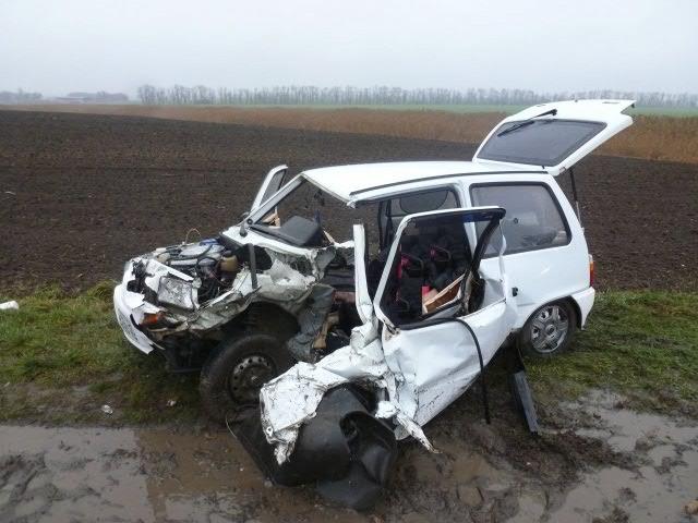 Под Смоленском в смертельном ДТП погиб водитель «Оки»