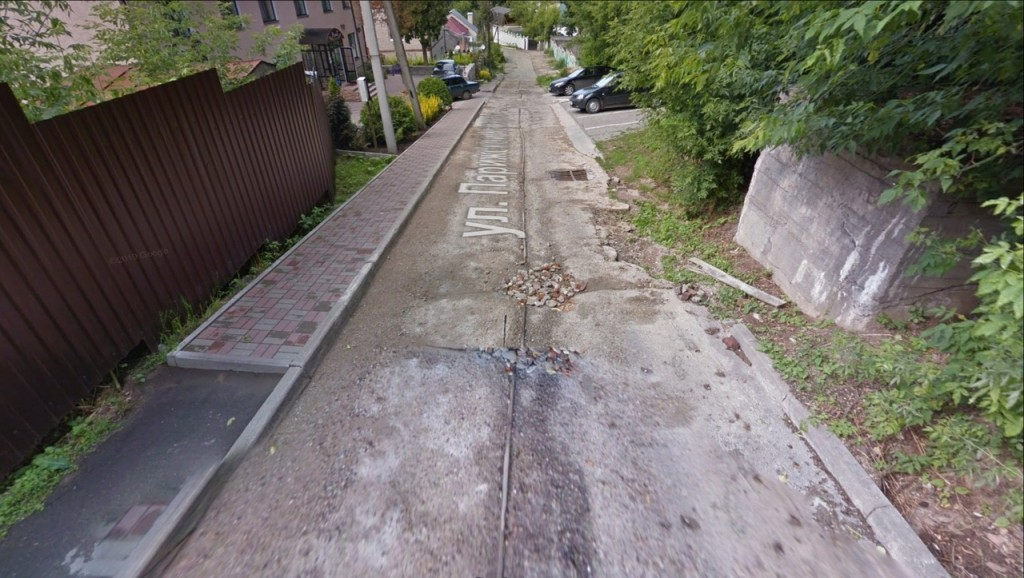 В историческом центре Смоленска отремонтируют дорогу