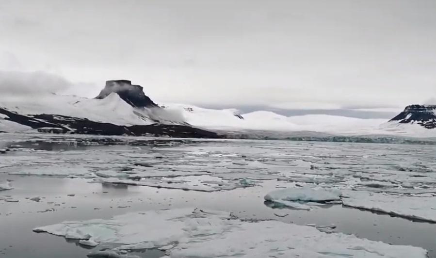 Смолянин поделился впечатлениями об экспедиции на Северный полюс