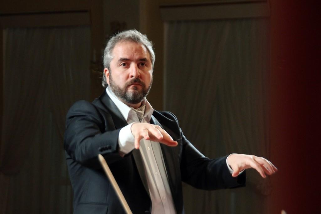 Игорь Каждан, смоленская филармония (фото vk.com id297380325)