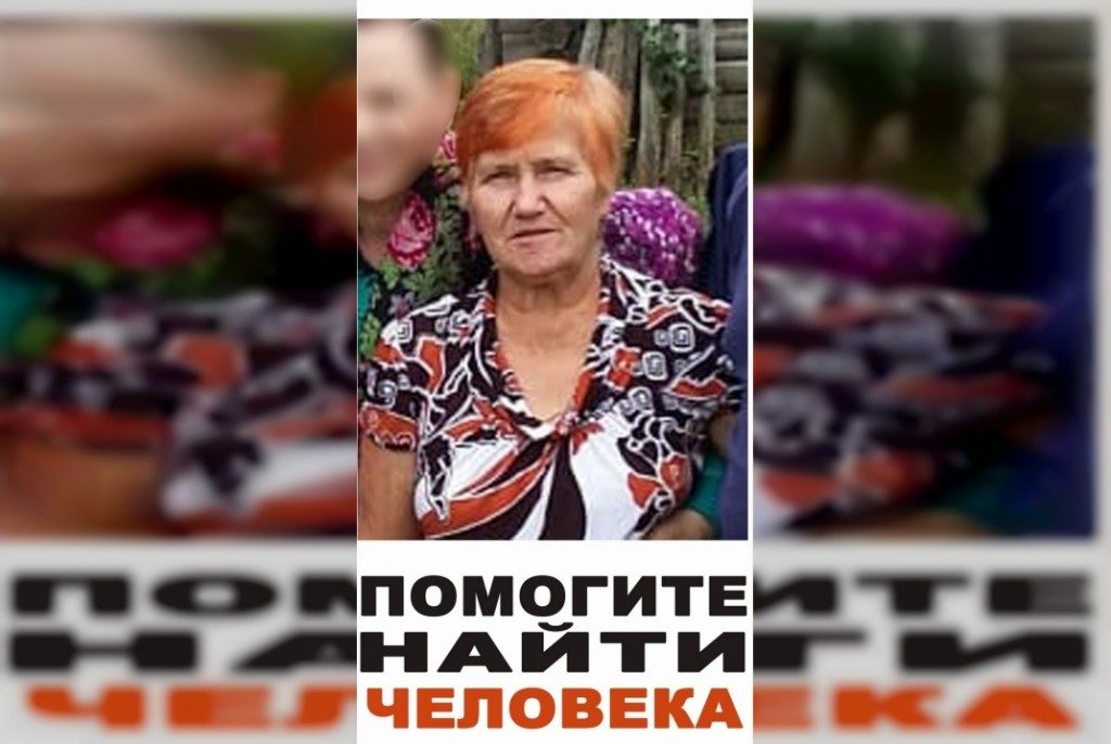 Раиса Фёдоровна Фролова (фото vk.com pso_salvare)