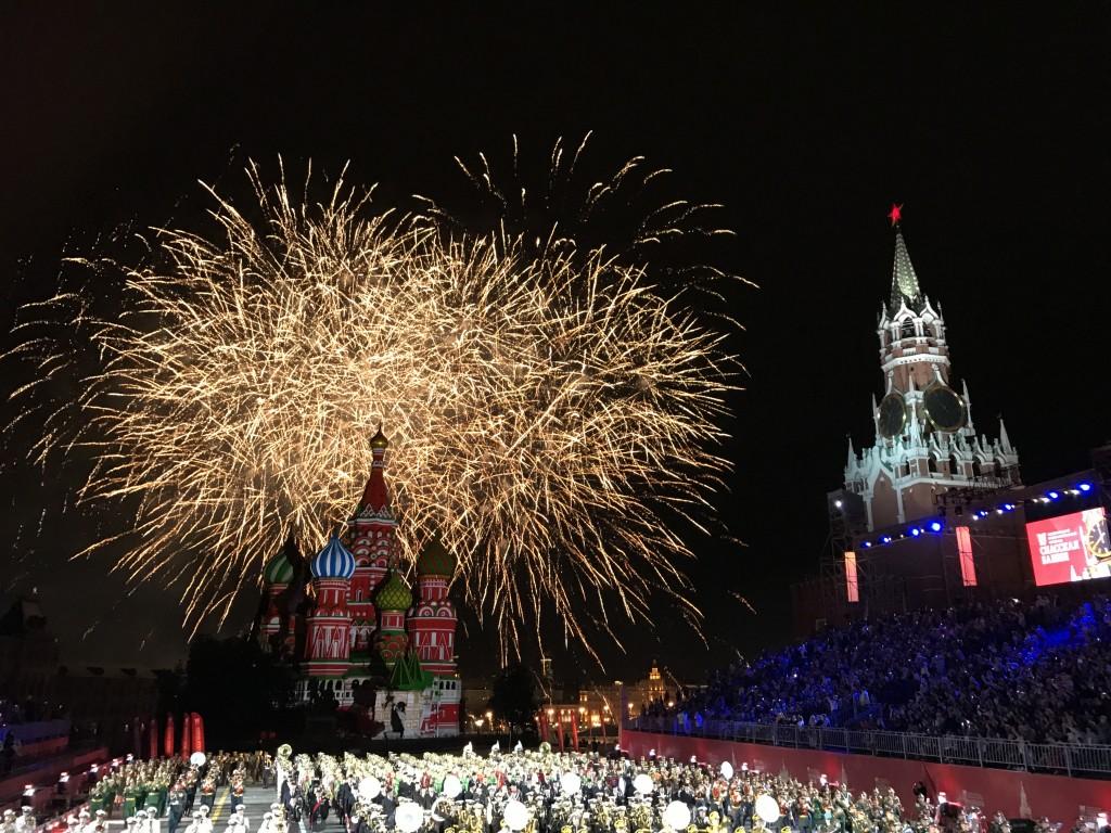 Ростелеком - Москва Спасская башня