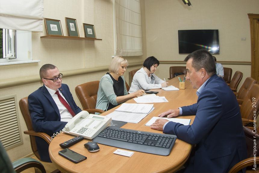 Встреча Борисова с Титовым