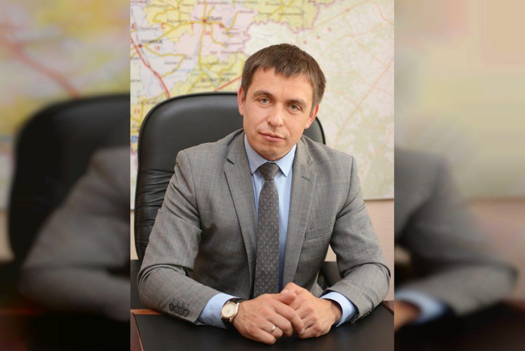 Алексей Островский назначил нового начальника департамента по транспорту и дорожному хозяйству