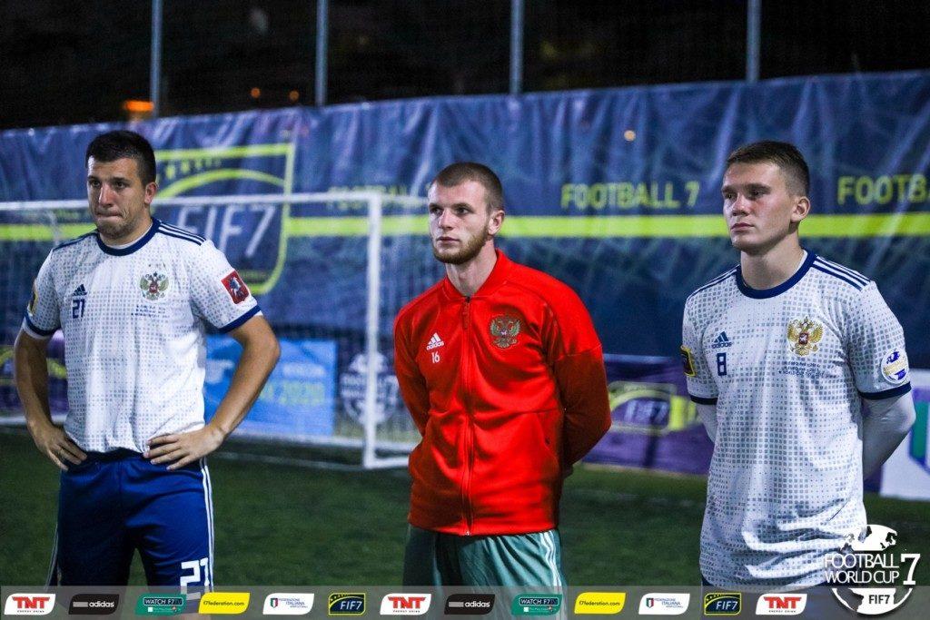 Смоленский вратарь стал чемпионом мира по футболу 7×7