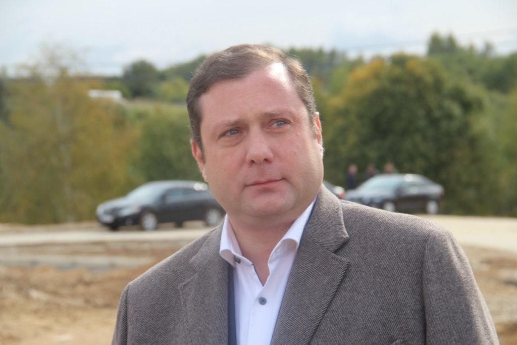 губернатор Алексей Островский