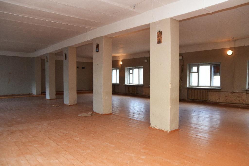 зал единоборств спортшколы Торпедо, Рославль (фото admin-smolensk.ru)