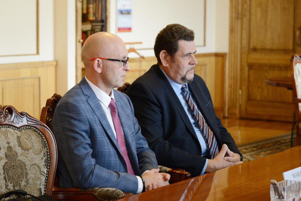 Александр Мандрусов, Андрей Тимирязев, Роса (фото admin-smolensk.ru)