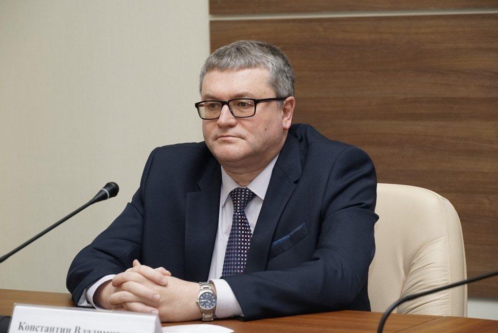 Константин Никонов (фото пресс-службы СмолГУ)