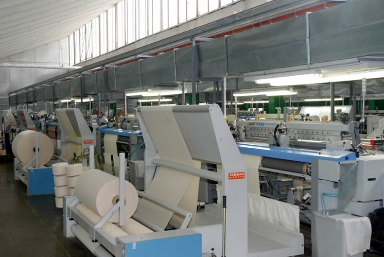Под Смоленском крупная компания начнет производство современных тканей